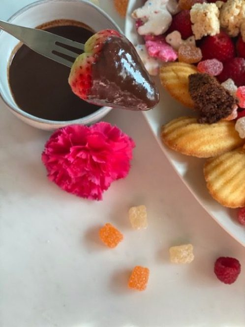 best dippers for chocolate fondue