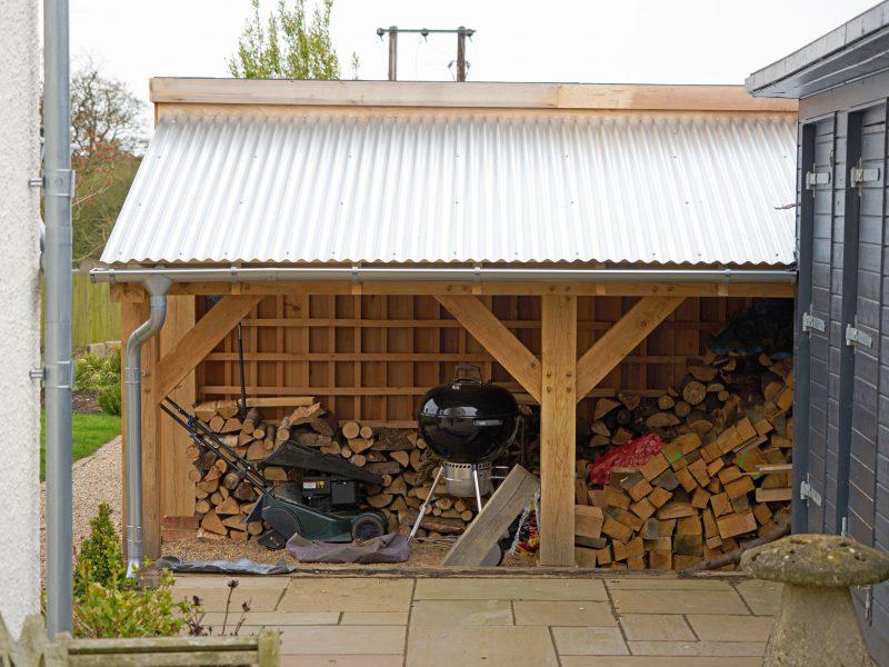 Oak Structure Portfolio Bespoak Timber Frames