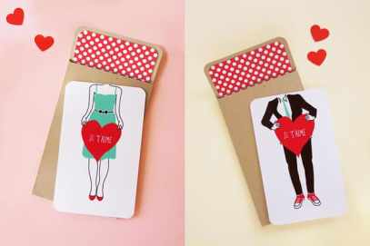 Eat Drink Chic Free Printable Cards 20