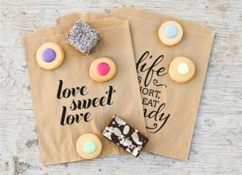 The Pretty Blog Free Printable Candy bags 45