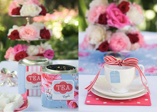 Wedding Style Guide Free Printable Tea Labels 38