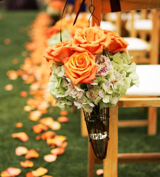 Pinterest Fall Wedding Flowers: 15 Unique & Alternative Ways To Display Your Wedding