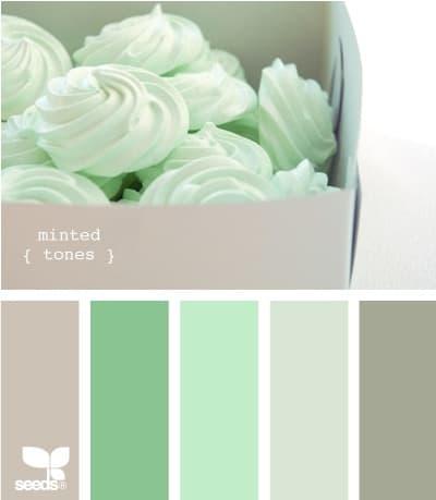 Mint Colour Scheme