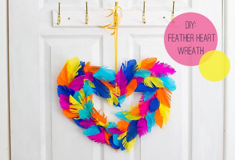 Feather Love Heart-17