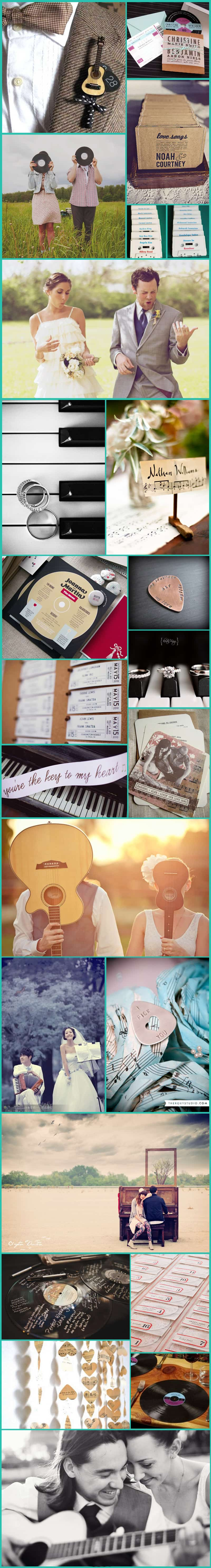 Musical Inspiration Board