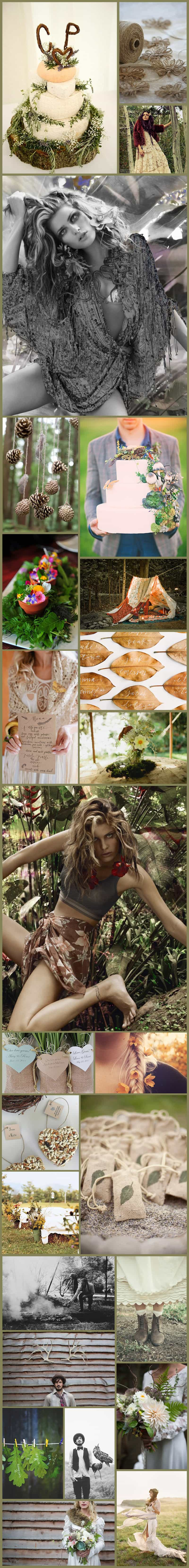 Eco Warrior Princess Inspiration Board