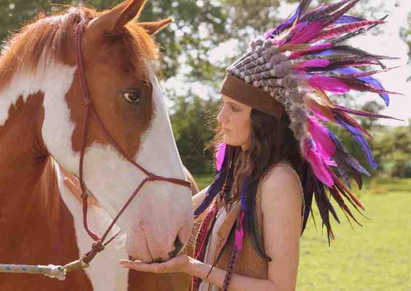Rouge Pony Indian