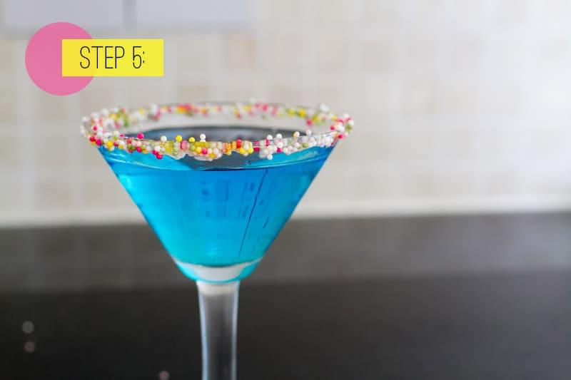 Blue Monday Cocktail5
