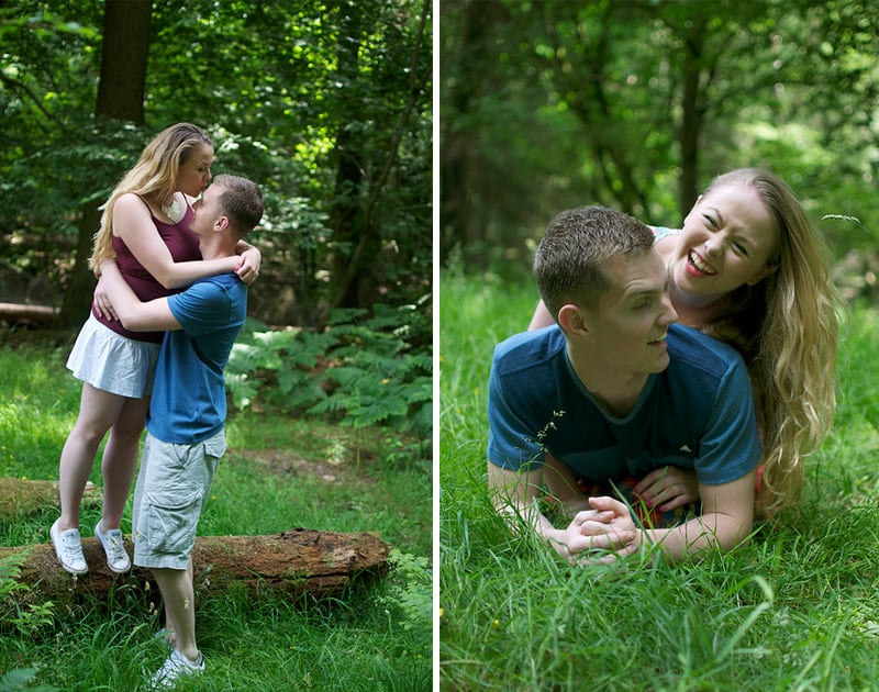 Forest Woodland Engagement Shoot Forest Of Dean (16)