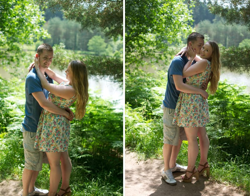 Forest Woodland Engagement Shoot Forest Of Dean (35)