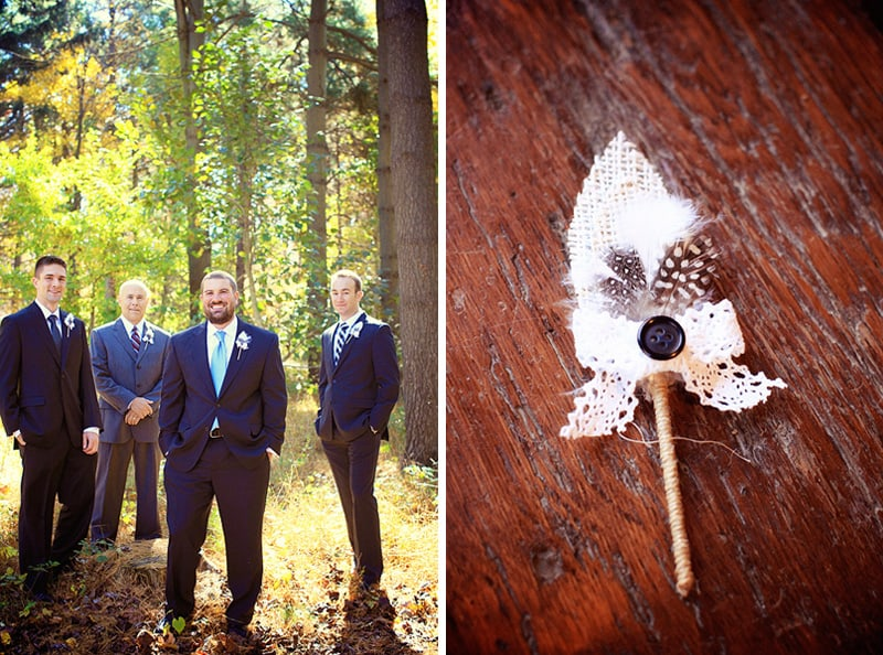 Great Gatsby Wedding in the Mountains