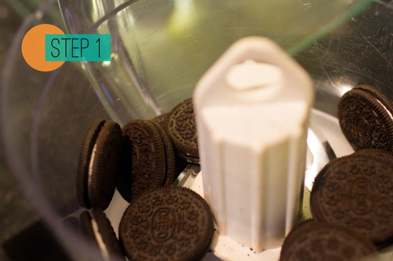 DIY Oreo Cheesecake Chocolate Dessert Pudding Food 1