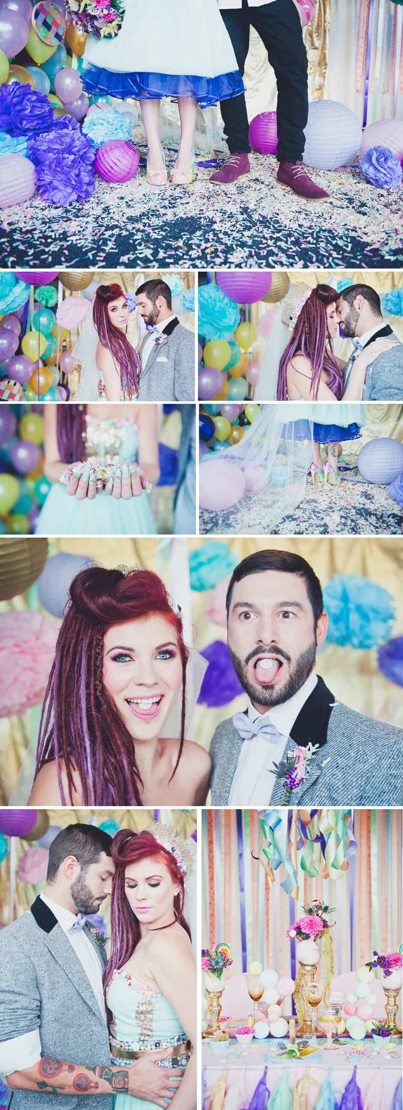 Willy Wonka Weird Wonderful Wedding World 3