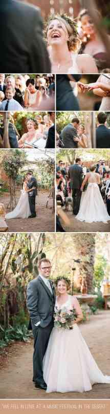 Festival Fun Barefoot Bride Bespoke-bride Wedding