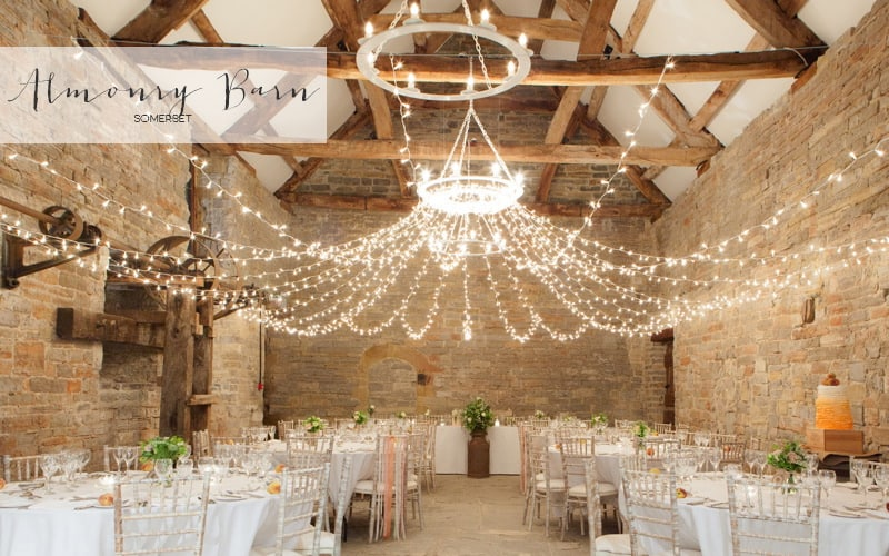 Coco Wedding Venues - Almonry Barn - Image by Kerry Bartlett