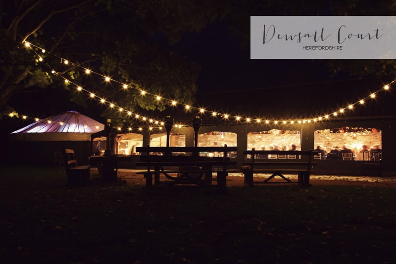 Coco Wedding Venues - Dewsall Court