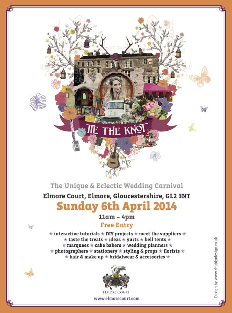 Tie The Knot - Hexton Manor Sunday 6th April
