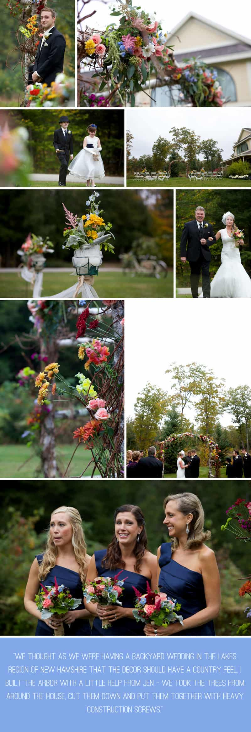 Wedding filled with Beautiful Florals 1835