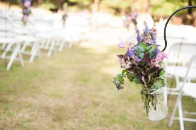DIY garden rustic wedding-38