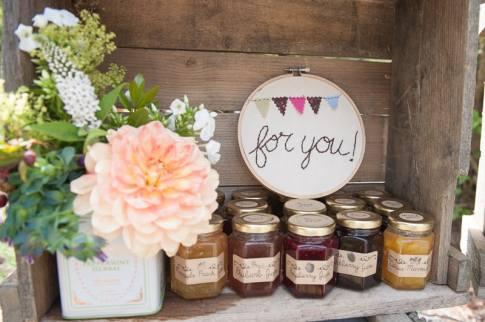 DIY garden rustic wedding-4
