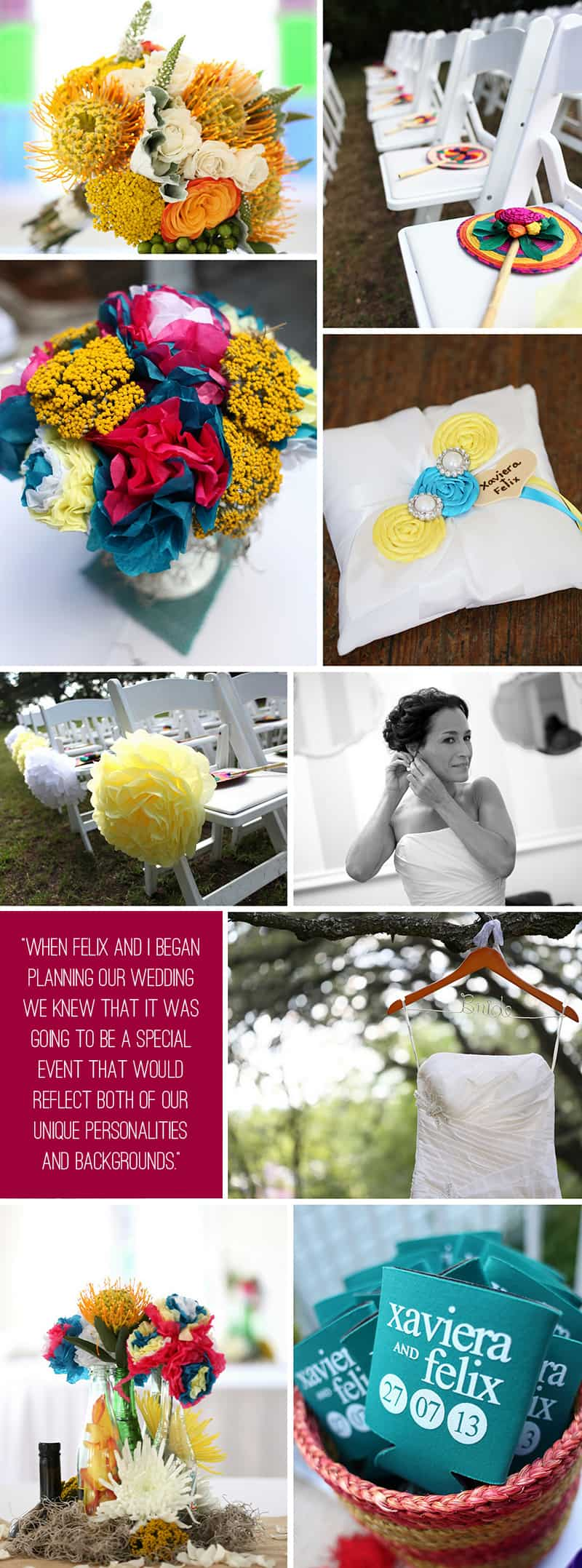Mexican Themed wedding 1