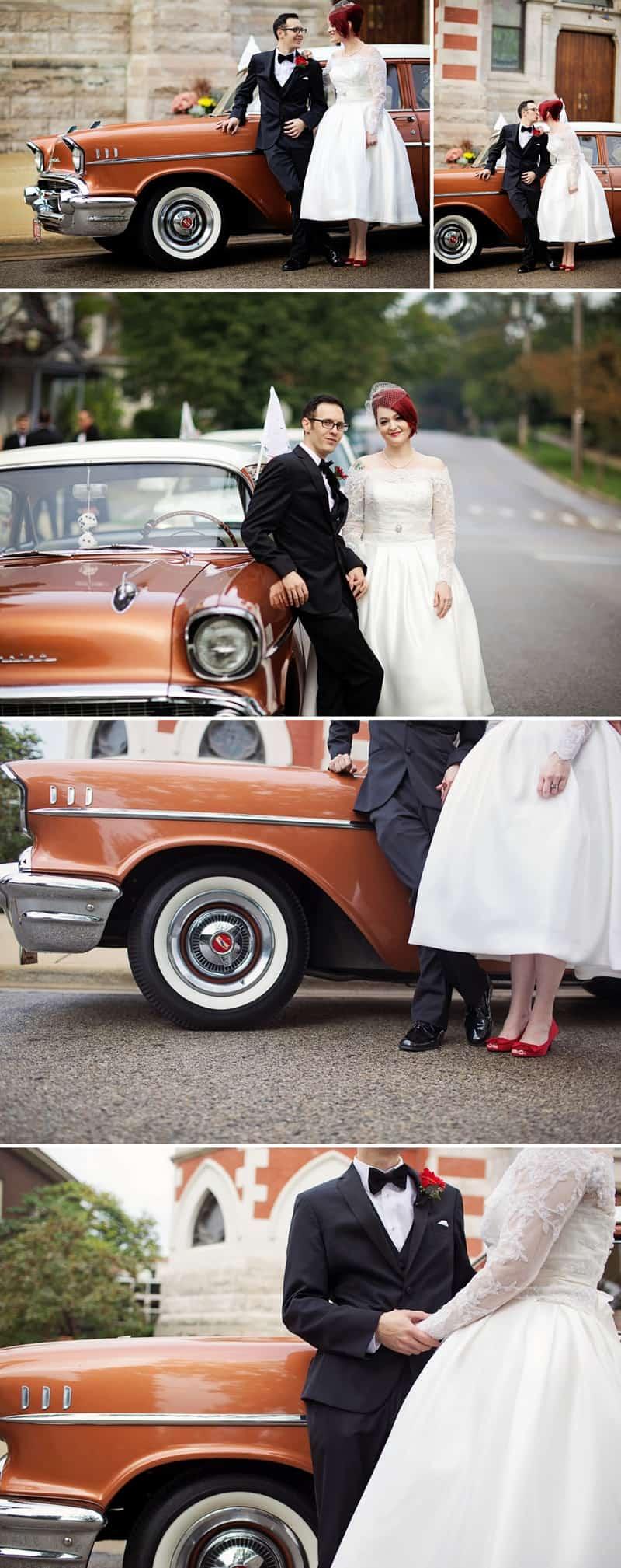A 1950's Rockabilly Wedding 3