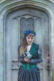 Gothic Styled Shoot-46