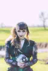 Gothic Styled Shoot-8