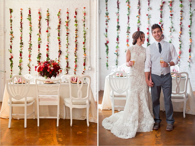 Wedding Chicks Flower Filled Wedding Brunch