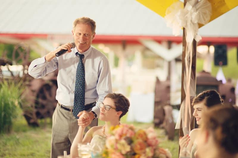 A Quirky & Fun Farm Wedding