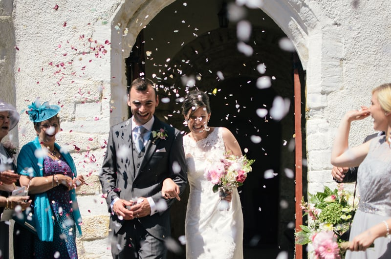 A Festival Country Wedding in Somerset 32