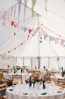 A Festival Country Wedding in Somerset 71