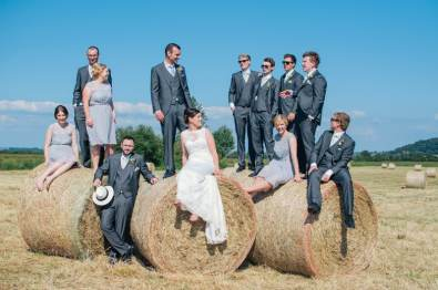 A Festival Country Wedding in Somerset 77
