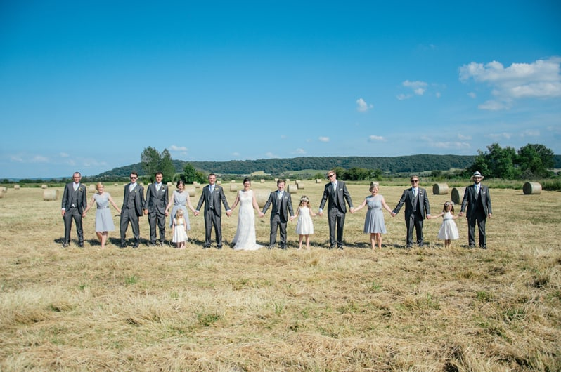 A Festival Country Wedding in Somerset 80