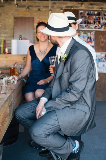 A Festival Country Wedding in Somerset 82