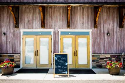 A Rustic Country Romantic Apple Orchard Barn Wedding Indiana 24