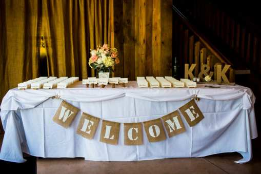A Rustic Country Romantic Apple Orchard Barn Wedding Indiana 47