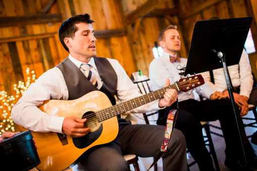 A Rustic Country Romantic Apple Orchard Barn Wedding Indiana 65