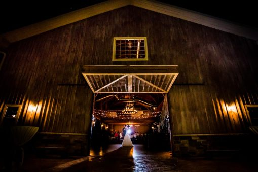 A Rustic Country Romantic Apple Orchard Barn Wedding Indiana 66