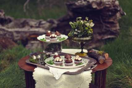 Irish St Patricks Day Styled Wedding Shoot 17