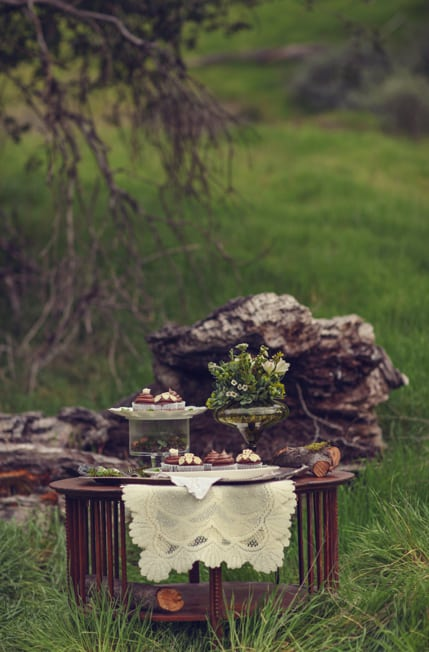 Irish St Patricks Day Styled Wedding Shoot 21