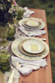 Irish St Patricks Day Styled Wedding Shoot 24