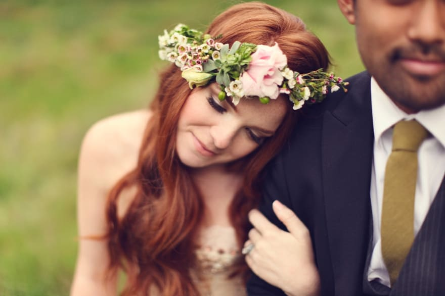 Irish St Patricks Day Styled Wedding Shoot 43