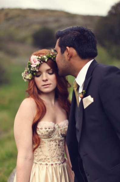 Irish St Patricks Day Styled Wedding Shoot 47