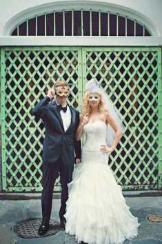 New Orleans Wedding, second line wedding parade, brooch bouquet, diy wedding invitations, masquerade_-81