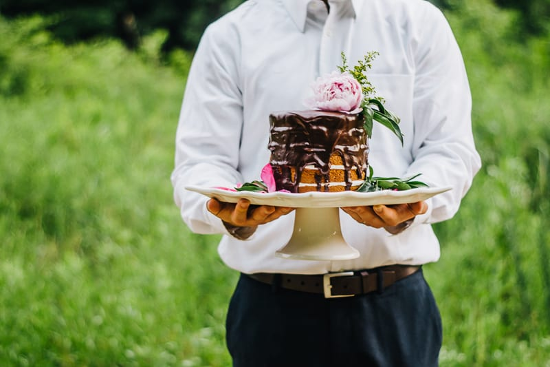 Styled Anniversary shoot romantic styled shoot rustic vintage handmade diy wedding chocolate themed wedding-50