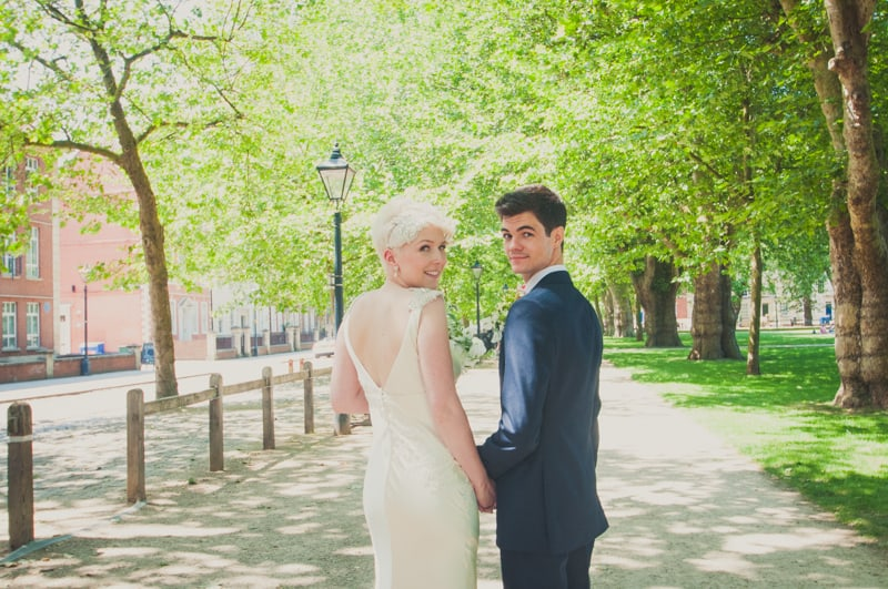 A non DIY Wedding with Personalised Touches at Riverstation in Bristol