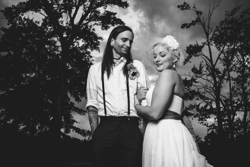 A DIY Rustic Sunflower Wedding (29)