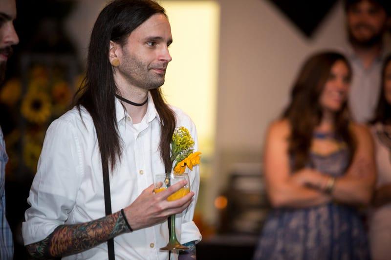 A DIY Rustic Sunflower Wedding (31)