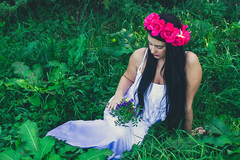 DIY Ombre Wedding Dress Tutorial-8
